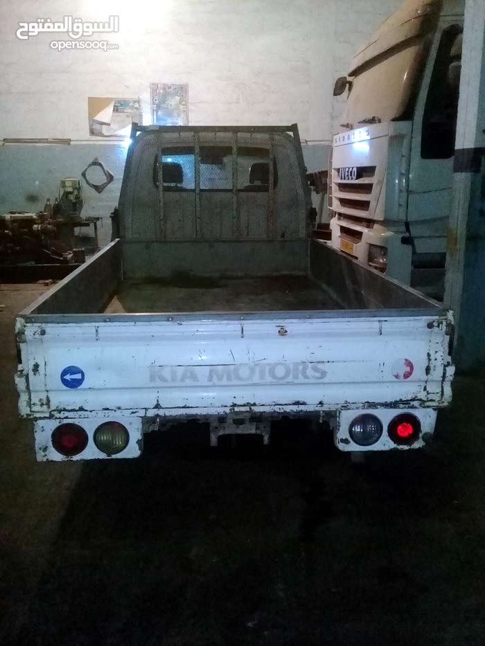 20,000 - 29,999 km Kia Bongo 2005 for sale