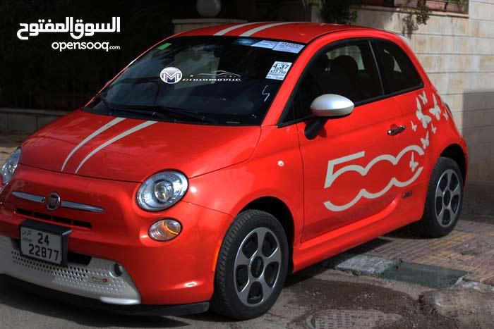 2015 Fiat in Amman