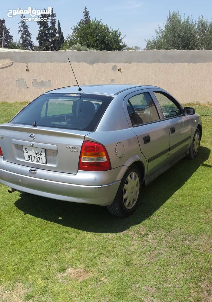 Opel Astra 2002 for sale in Tripoli