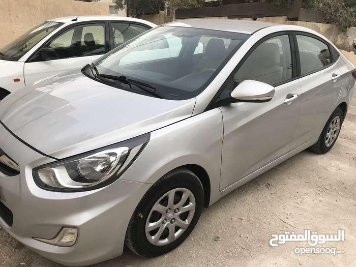 Automatic Hyundai 2013 for sale - Used - Zarqa city