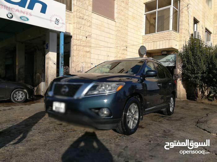 50,000 - 59,999 km Nissan Pathfinder 2014 for sale