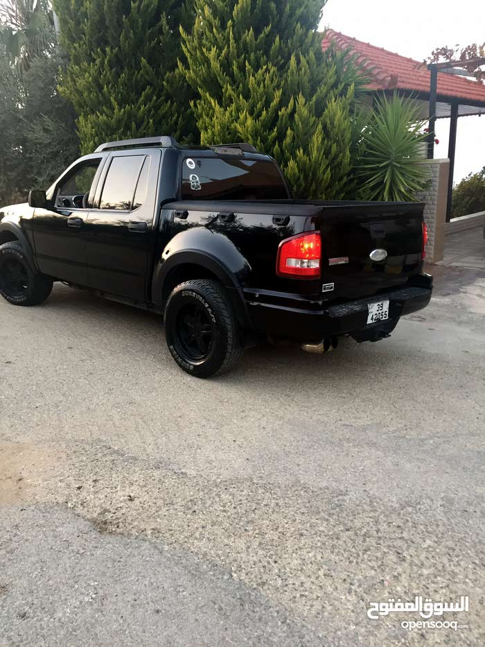 Ford Explorer car for sale 2007 in Amman city