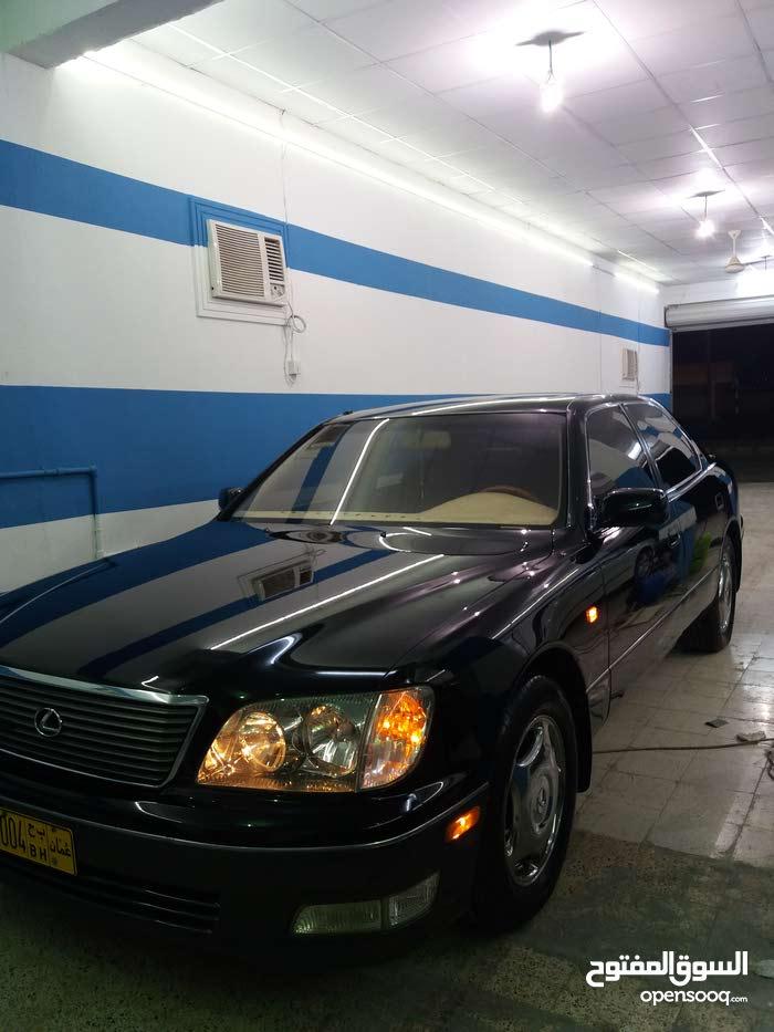 Available for sale! 1 - 9,999 km mileage Lexus LS 2000