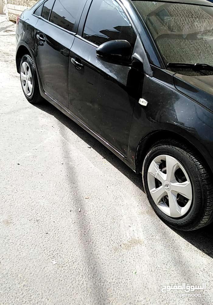Chevrolet Cruze 2011 For sale - Black color