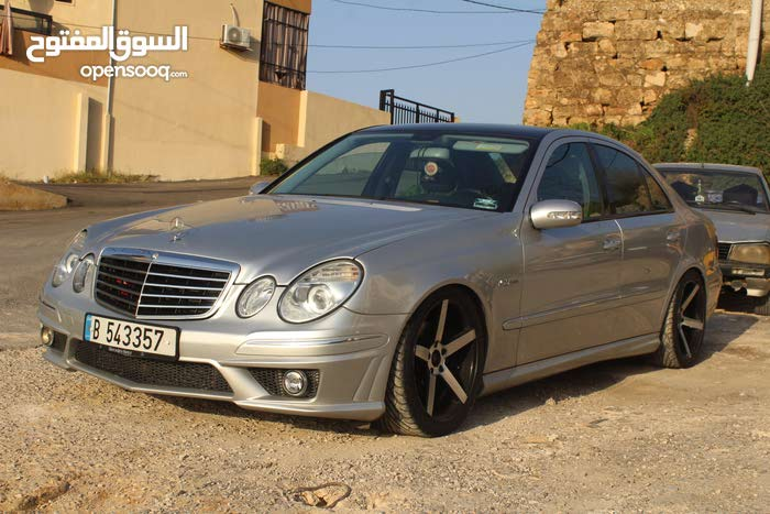Mercedes e200 full option 2006