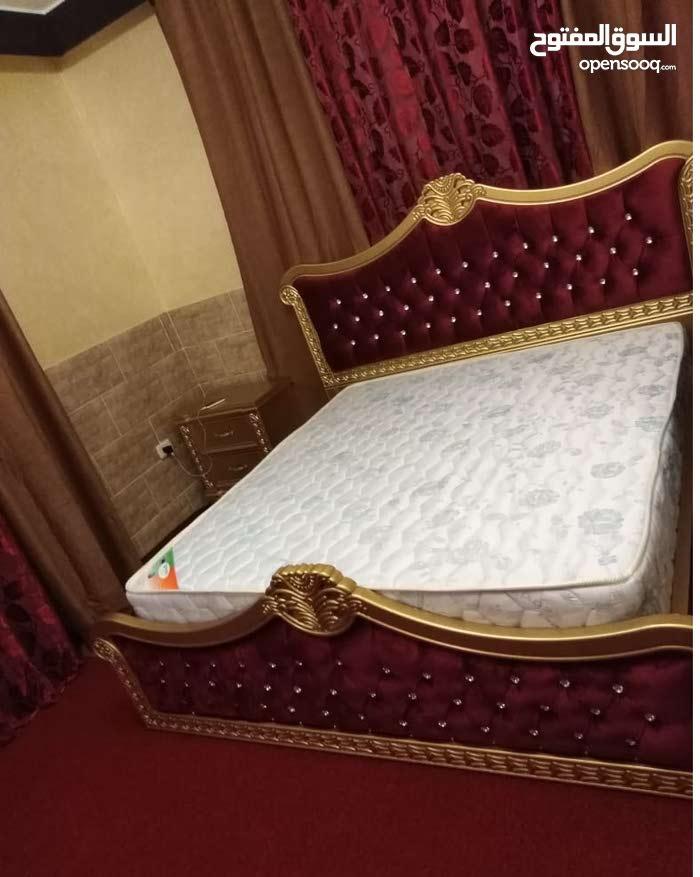 غرفة نوم نظام أمريكي تفصيل جديد غير مستعمل