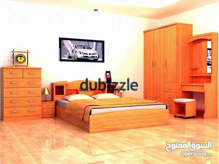 مجموعة غرفة نوم قوية بسعر جيد