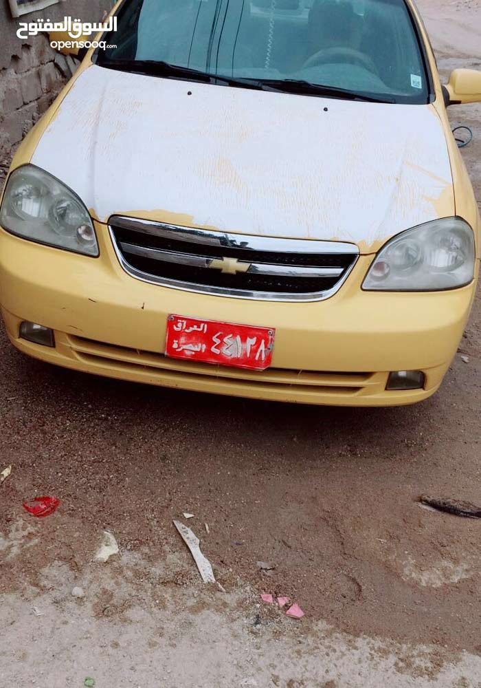 Used condition Chevrolet Optra 2012 with  km mileage