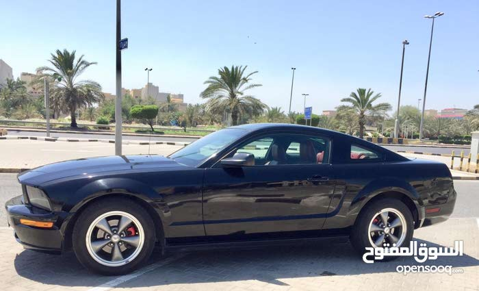 Mustang Gt Good Condition Model 2007