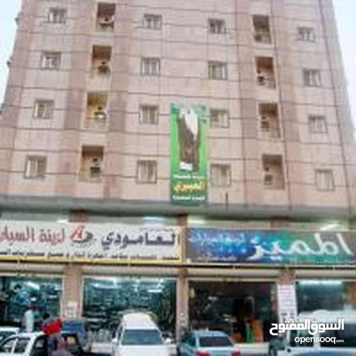 غرف وشقق مفروشه بجده حي النزهه