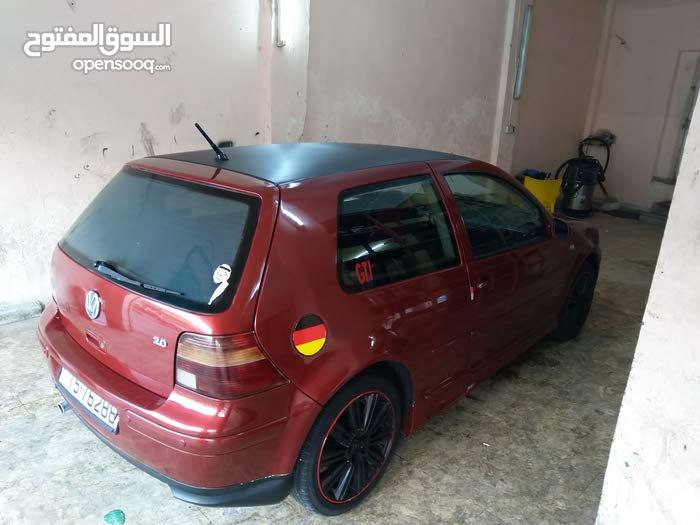Gasoline Fuel/Power   Volkswagen Golf 1999