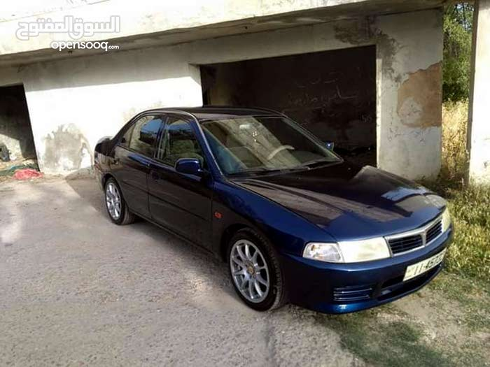 Mitsubishi Lancer 1999 For sale - Blue color