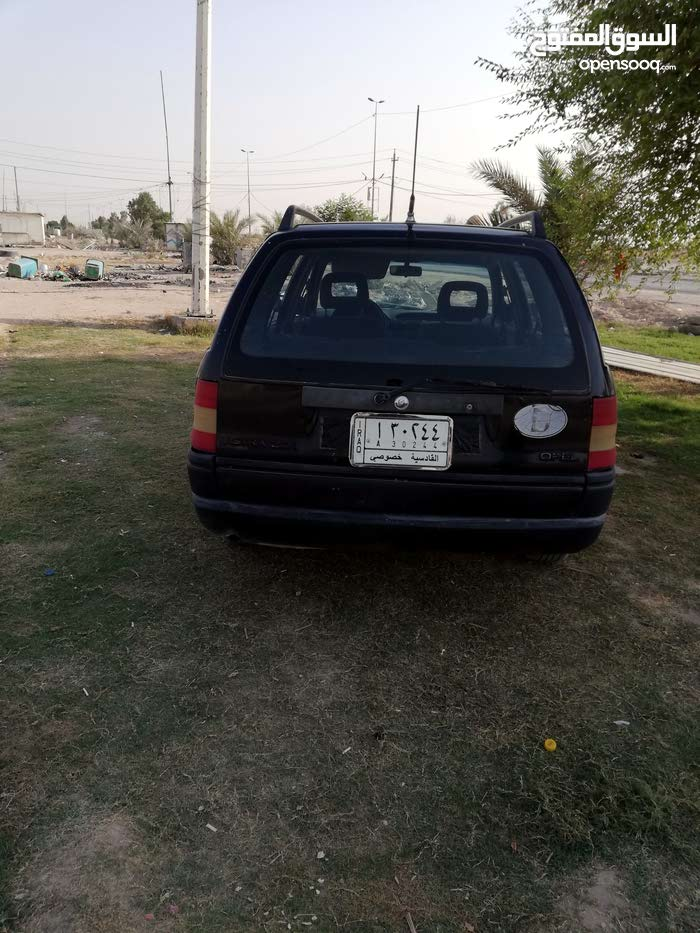 Opel Astra Used in Najaf