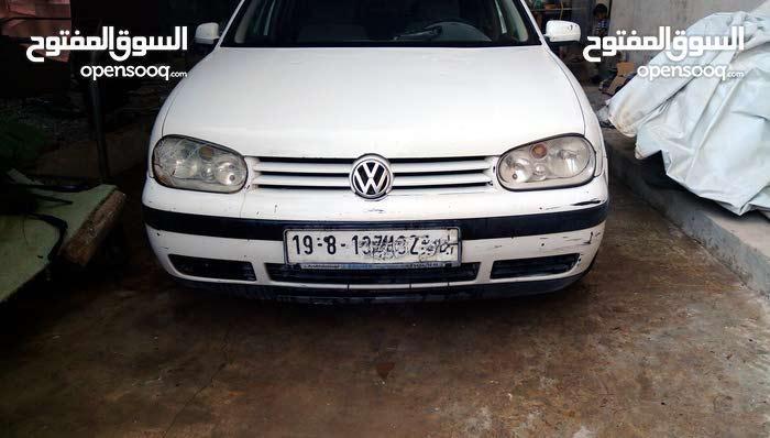 Volkswagen Golf 2002 - Manual