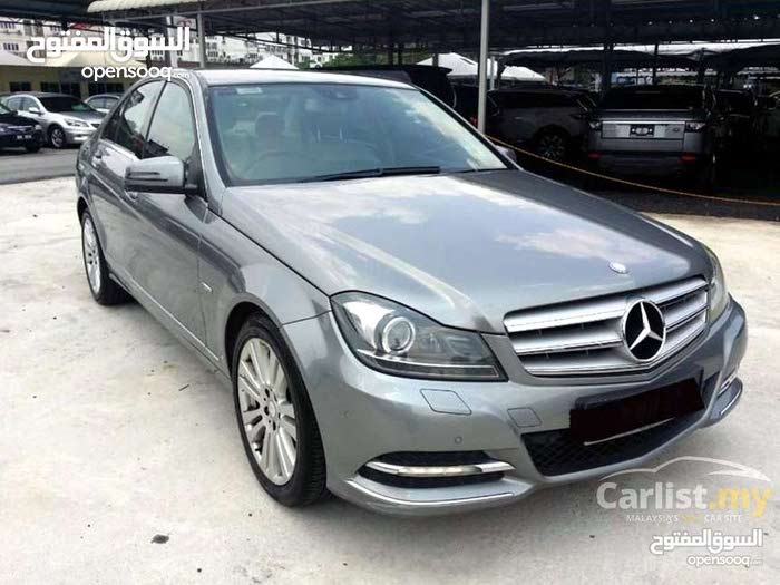 Mercedes Benz C 200 2012 for sale
