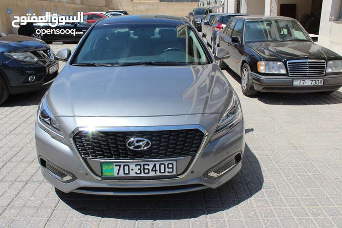 Hybrid Fuel/Power car for rent - Hyundai Sonata 2017