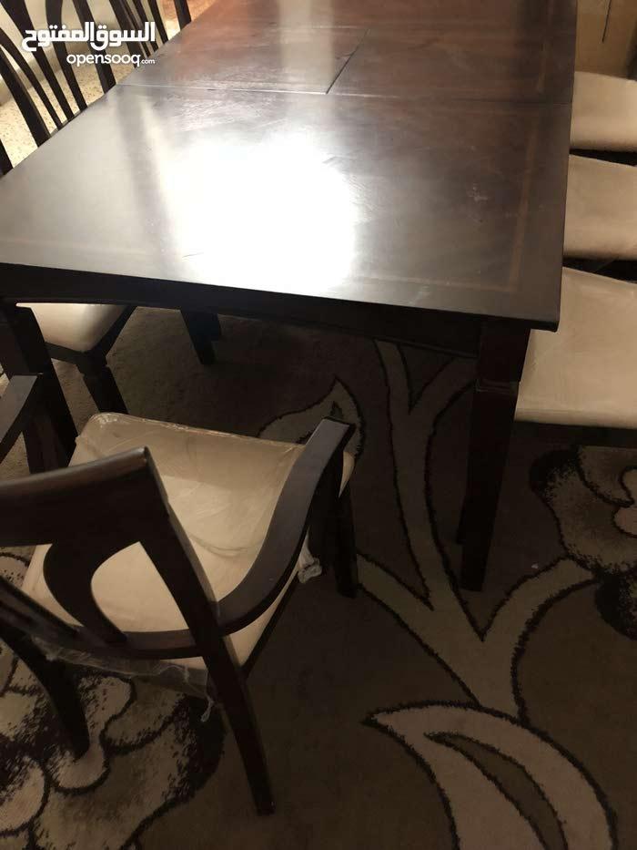 طاولة سفرة طعام 8 كراسي هوم سنتر الامارات