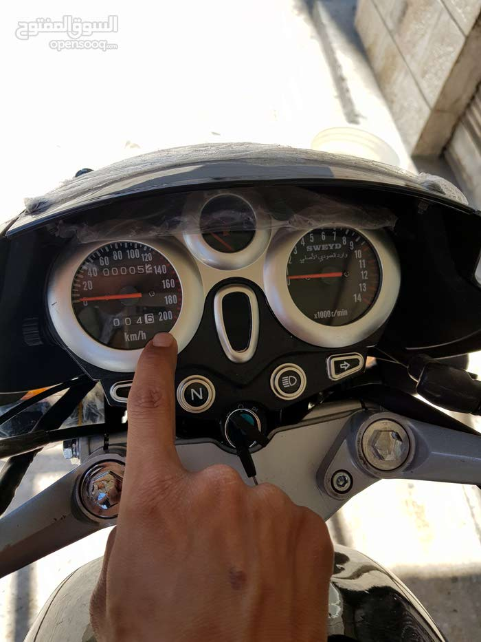 Used Other motorbike up for sale in Mafraq