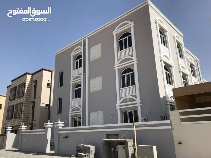 excellent finishing apartment for rent in Amerat city - Murtafaat Alamerat