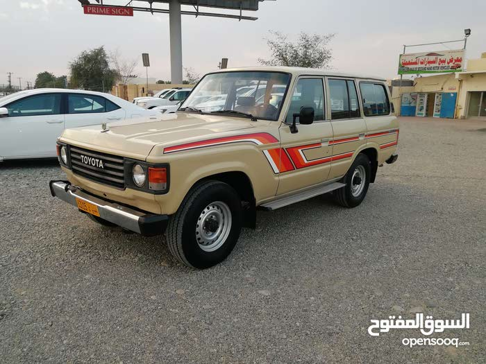 Toyota Land Cruiser 1985 For Sale - (105561238) | Opensooq