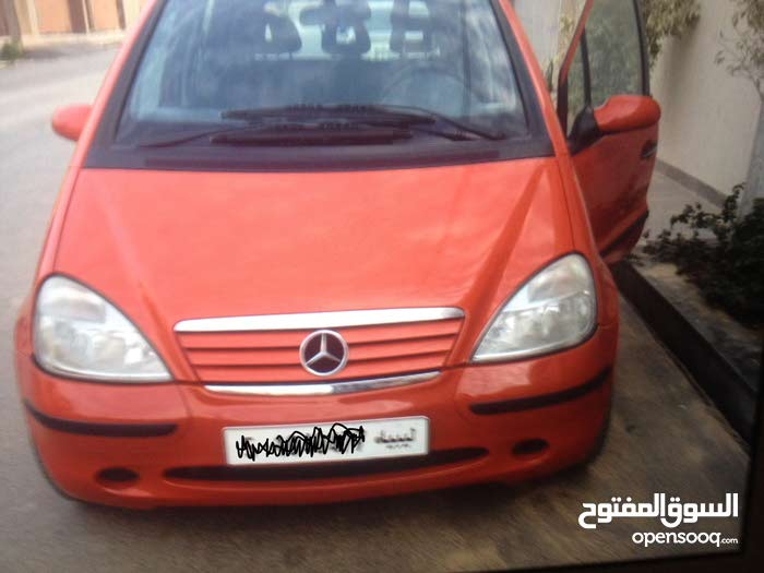 150,000 - 159,999 km mileage Mercedes Benz A 140 for sale