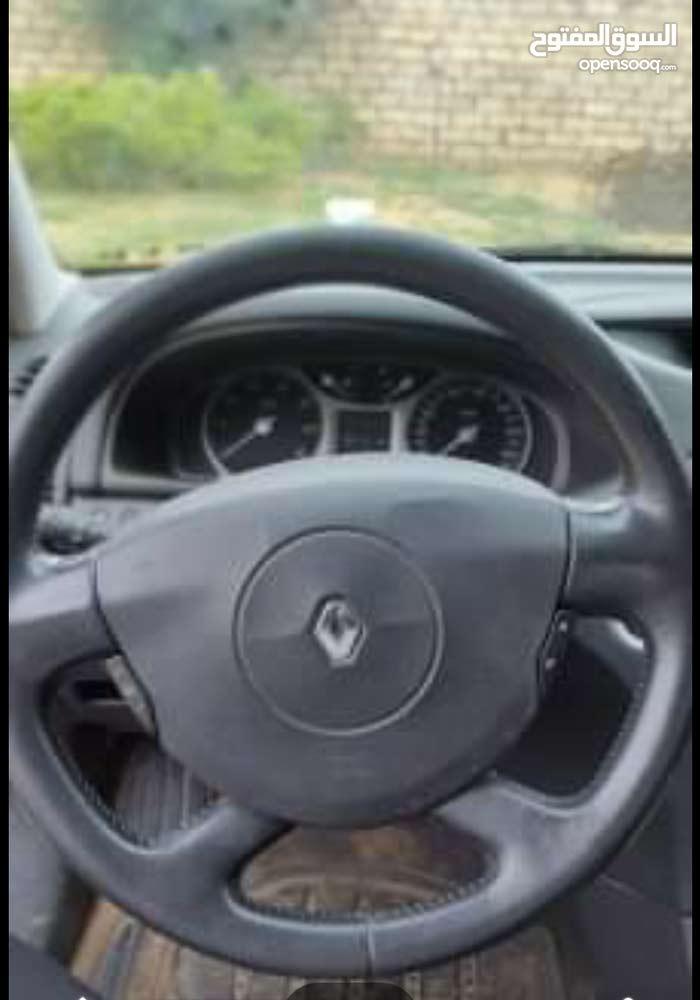 Grey Renault Laguna 2004 for sale