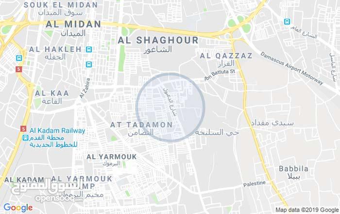 شقة للبيع - دمشق تضامن شارع دعبول
