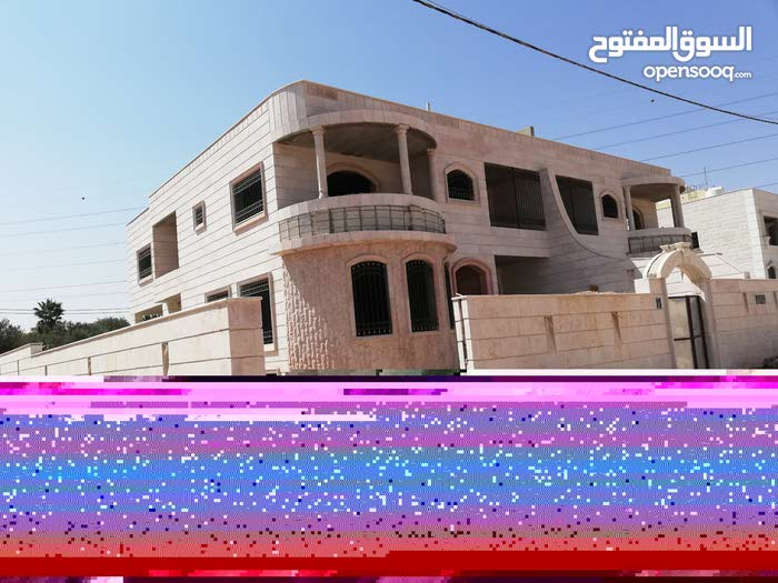 فيلا عدد 2 متلاصقه مساحة كل فيلا 650 مت في ضاحية الأمير علي خلف مدارس بيت المقدس