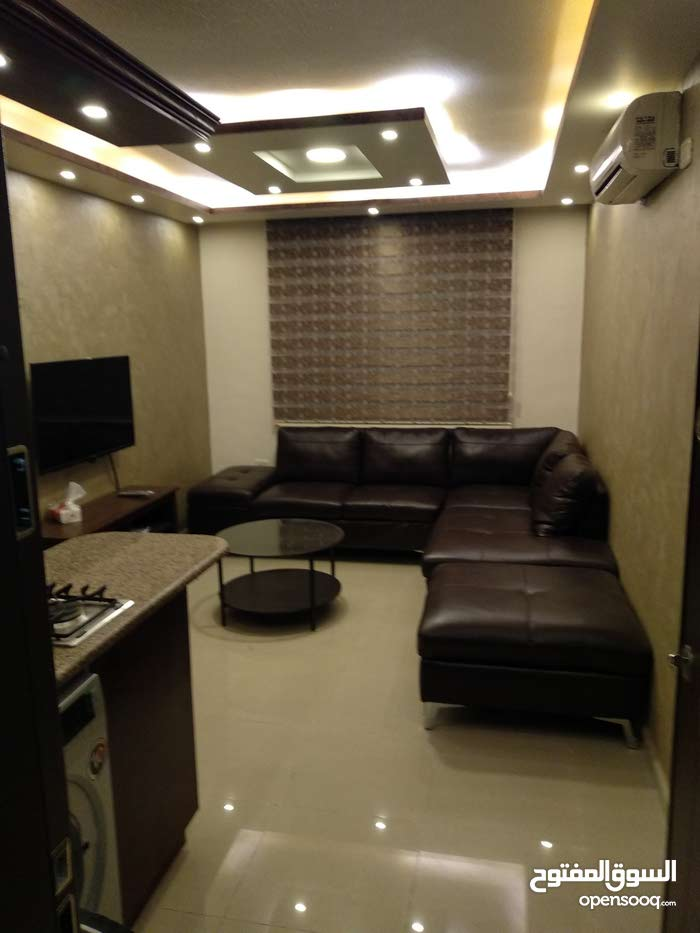 More than 5  apartment for rent with Studio rooms - Amman city 7th Circle