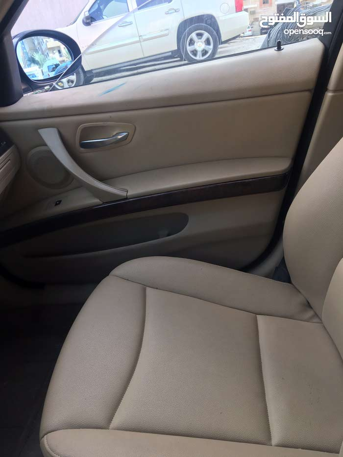 Automatic Blue BMW 2008 for sale