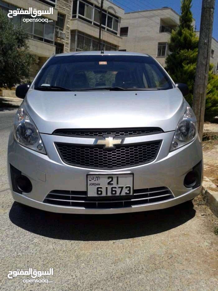 For rent a Chevrolet Spark 2012