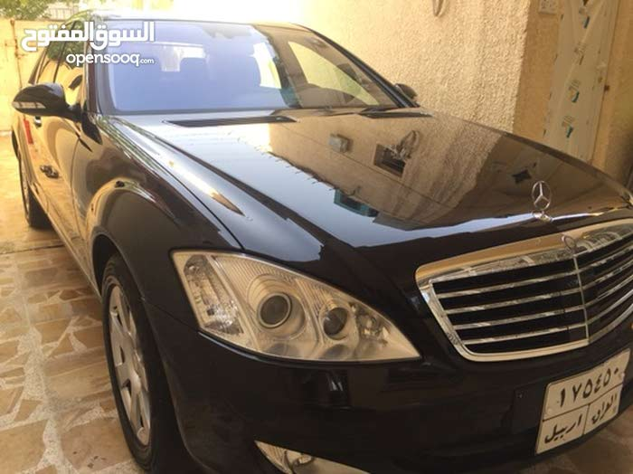 Mercedes Benz SL 350 car for sale 2009 in Baghdad city