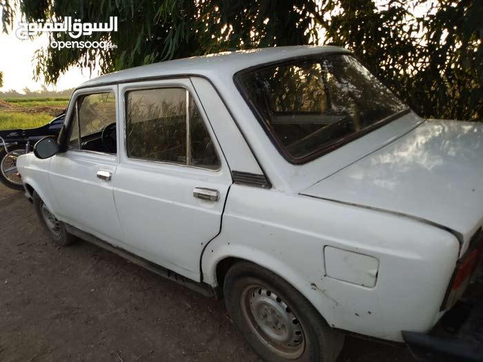 سيارة 128 بحالة ممتازة 1100cc