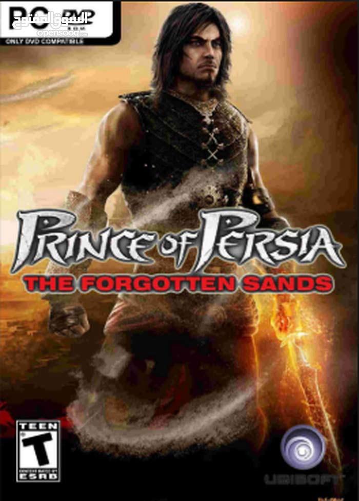 لعبة Prince of Persia The Forgotten Sands