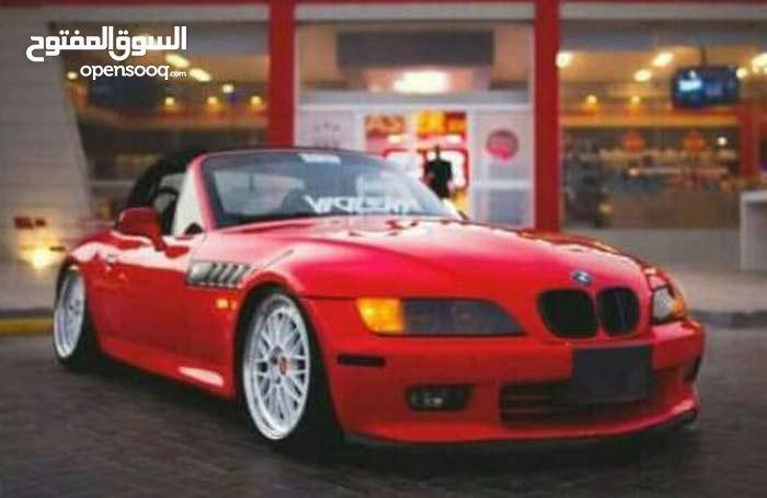 BMW Z3 car for rent