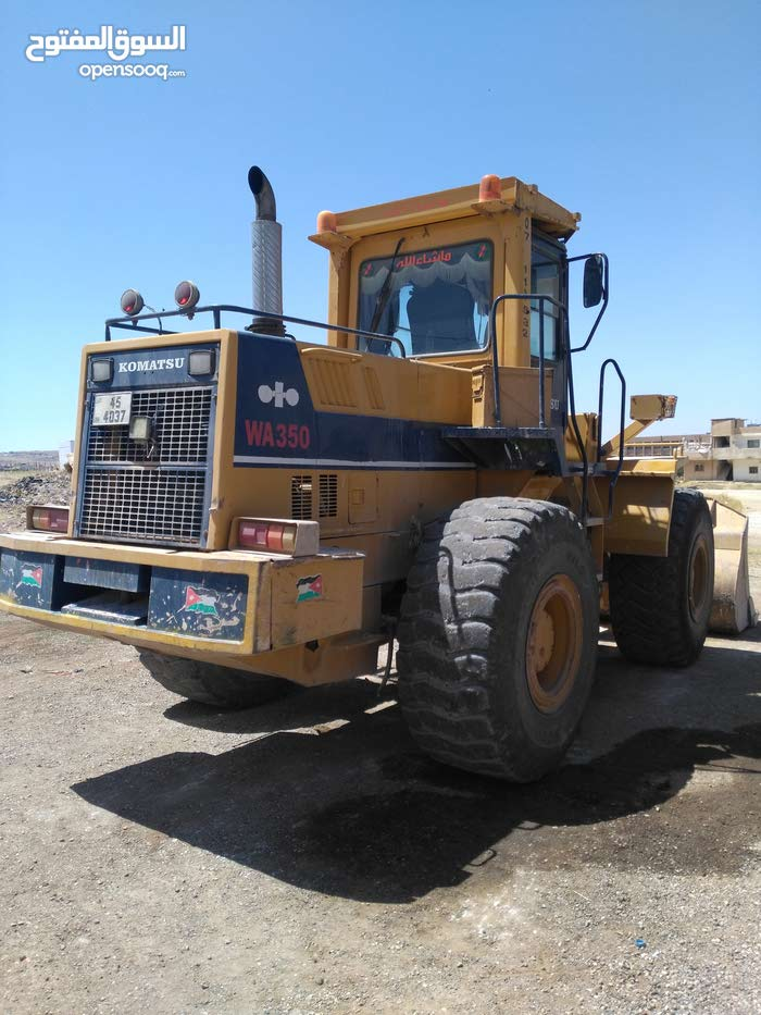 Bulldozer in Al Karak is available for sale
