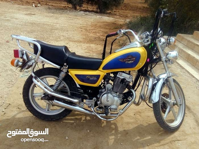 Used Aprilia motorbike in Irbid