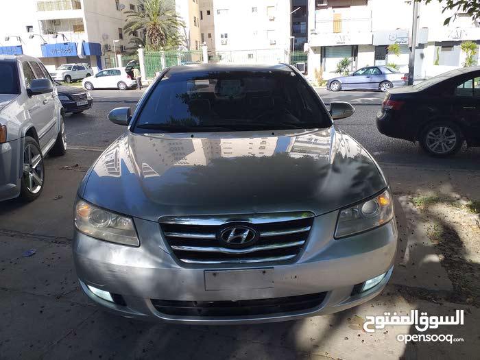 Silver Hyundai Sonata >> Silver Hyundai Sonata 2008 For Sale 105515480 Opensooq