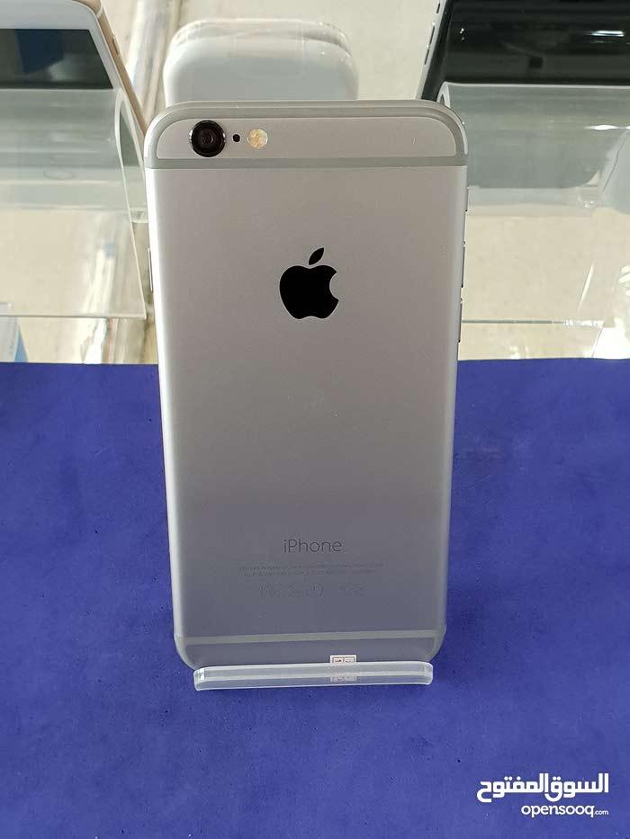 ايفون 6 ذاكره 16 جيبي ارخص سعر مع الضمان