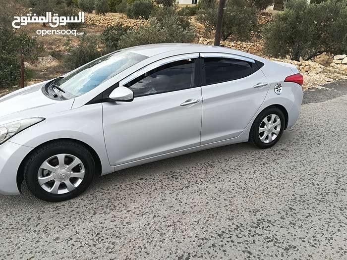 Hyundai Avante car for sale 2014 in Jerash city