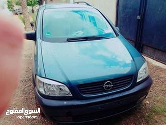 Opel Zafira 2000 For Sale