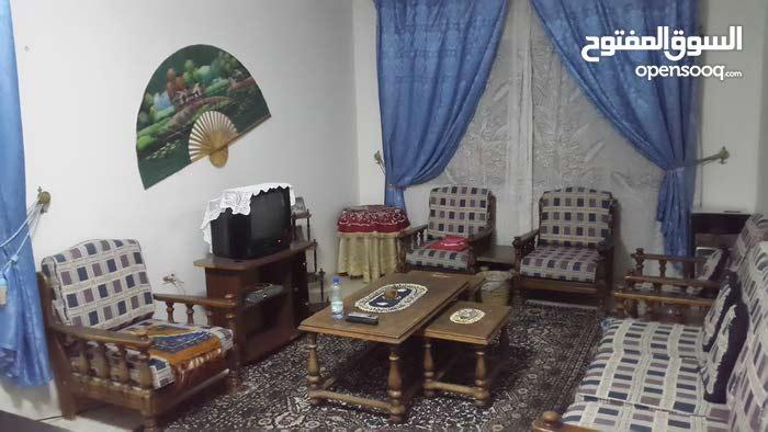 غرف مفروشة للايجار( للشباب طلاب وموظفين )