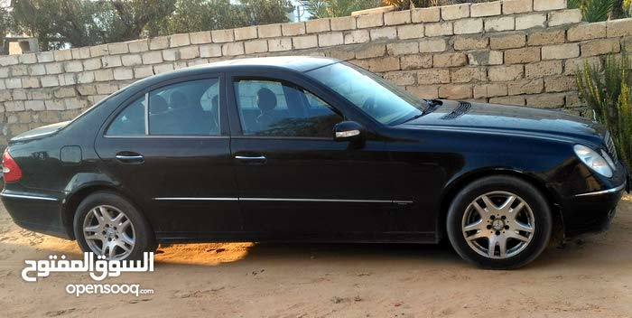 Used Mercedes Benz E 240 for sale in Sabratha