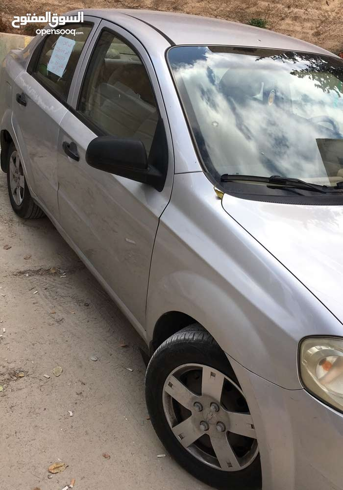 Chevrolet Aveo 2007 - Used