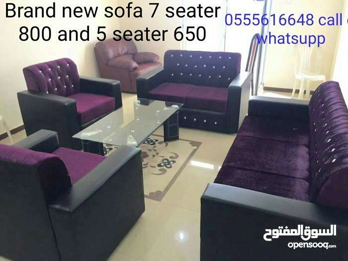 Abu Dhabi – A Sofas - Sitting Rooms - Entrances that's condition is New