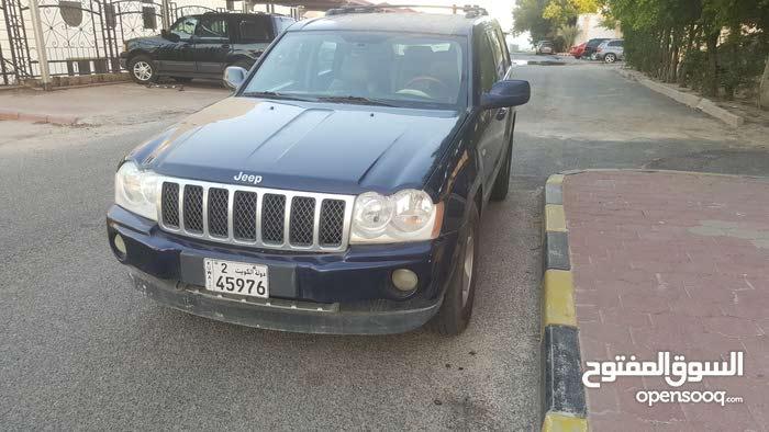 +200,000 km Jeep Grand Cherokee 2007 for sale