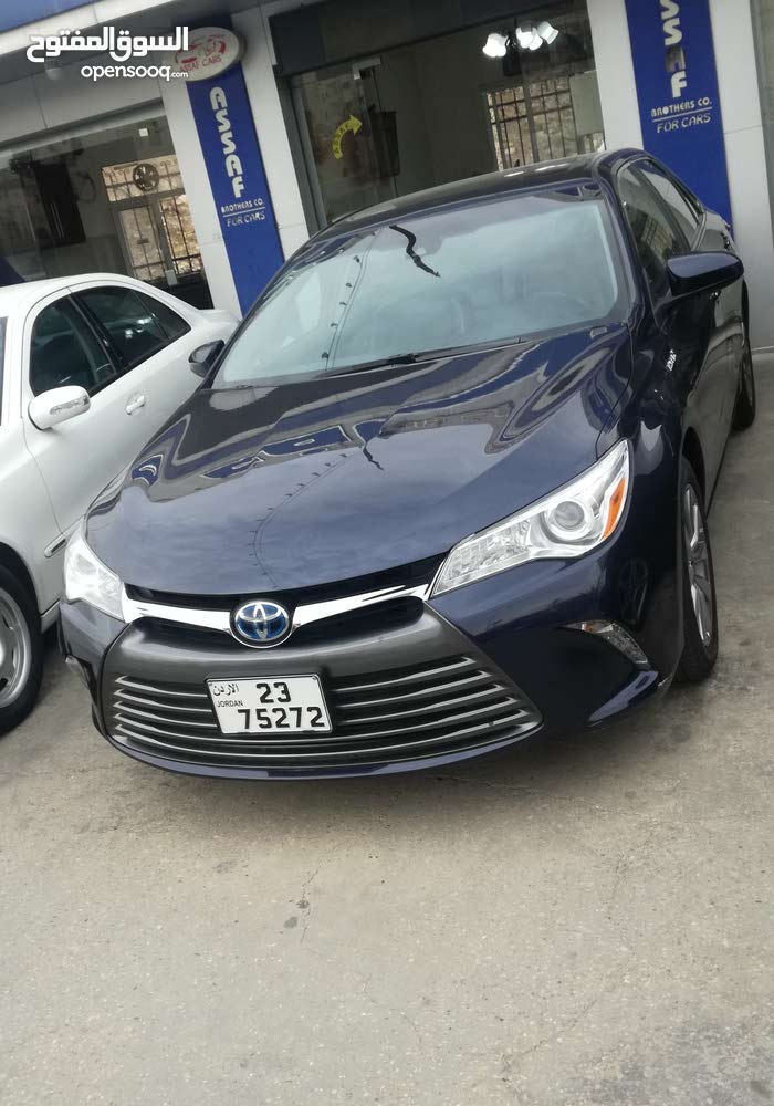 2016 Toyota in Amman