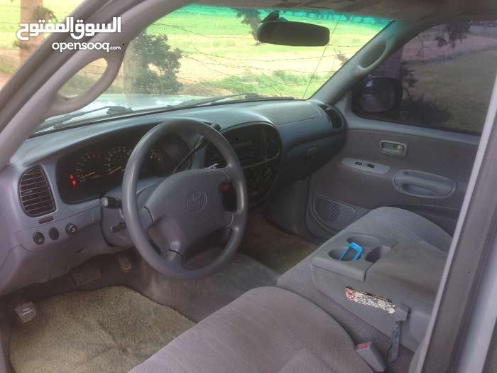 Gasoline Fuel/Power   Toyota Tundra 2002