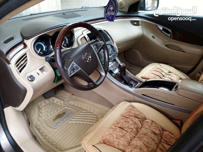 Automatic Buick 2010 for sale - Used - Basra city