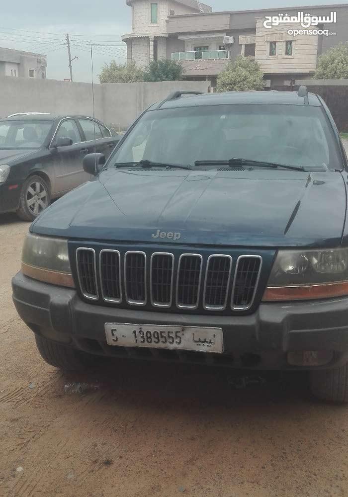 Used Jeep Cherokee in Tripoli